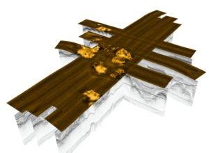 SonarWiz Sidescan image