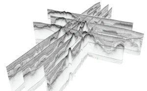 SonarWiz Sub-bottom image